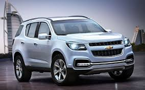 chevrolet new car release2016 Chevrolet Trailblazer Concept and Release Date  Future Cars