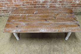whitewash coffee table. Endearing Whitewash Coffee Table For Your Residence Decor: Rustic In White Wash \u2013 T