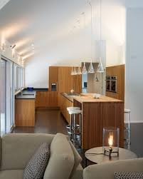 vaulted ceiling lighting ideas design. 17 Beautiful Open Concept Kitchen Designs In Modern Style Vaulted Ceiling Lighting Ideas Design N