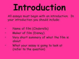 cinderella critical essay ppt video online  3 introduction