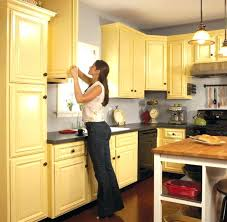 kitchen cabinets ideas for storage refinishing cabinet refacing