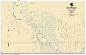 Erie Canal Clyde River Marine Chart Us14786_p1058