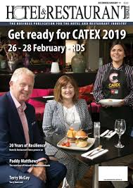 Hotel and Restaurant Times Dec/Jan 2019 by Hotel & Restaurant Times - issuu