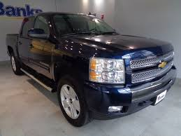 2011 Used Chevrolet Silverado 1500 4WD Crew Cab Short Box LT at ...
