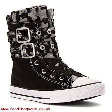 all star shoes for girls 2016. converse black girls 2016 chuck taylor all star glendale girl\u0027s shoes athletic-inspired for