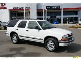 Blazer chevy blazer 2002 : Blazer » 2002 Chevy Blazer Zr2 Specs - Old Chevy Photos Collection ...