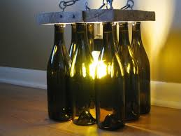 furniture wine bottle chandelier design with wooden floor and grey wall for traditional living room unique your decor ideas how to make lamp lamps lighting