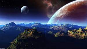 Cosmic Space Hd Desktop ...