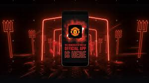 man utd official app ios android mobile tablet app manchester united
