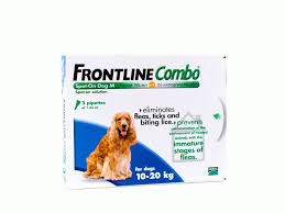frontline for puppies. Dogs 10-20kg Medium » Pack Of 3 Pipettes Frontline For Puppies