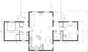 story open concept house plans