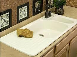 white drop in kitchen sink white drop in gorgeous drop in porcelain kitchen sink farmhouse drainboard