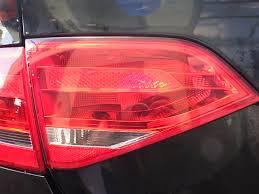 Left Brake Light Audi A4 Left Tailgate Light