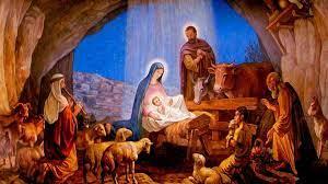 1920x1080 Jesus Christmas Wallpapers 4k ...