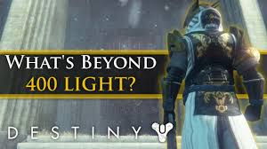 Max Light Level For Level 20 Destiny Beyond Light Level 400 Whats Next After Max Light