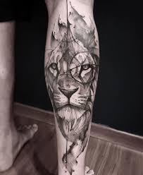 пин от пользователя артур шек на доске тигр лев татуировка в виде