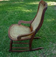 the images collection of wood antique cane rocking chair small wood child rocking chair small wooden doll rocking chair