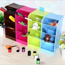 Small Picture Aliexpresscom Buy 4 Tiers Standing Organizer Storage Box