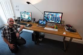 home office desk worktops. Using Wooden Worktops For Desks: A Nutshell Guide | Worktop Express Information Guides Home Office Desk E