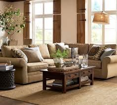 Pottery Barn traditional-living-room