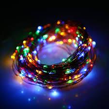 100 LEDs Led String Lights 996m Solar Led Strip Outdoor Solar Lamp
