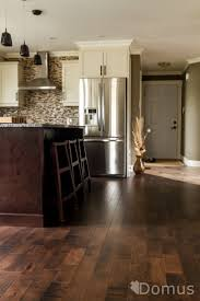 Dark Hardwood Floors In Kitchen 17 Best Ideas About Dark Hardwood Flooring On Pinterest Dark