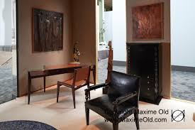 old modern furniture. Stand Yves Gastou - Biennale 2016 Bureau Maxime Old Meubles Modernes D\u0027Art Modern Furniture W
