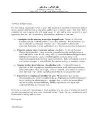 Allen Hansard Cover Letter