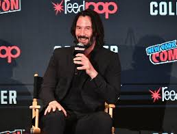 Keanu Reeves Wants To Apologize For His Time In A Band The