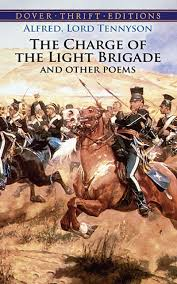 the charge of the light brigade and other poems alfred lord the charge of the light brigade and other poems alfred lord tennyson 9780486272825 com books