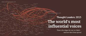 Design Thought Leaders Worldpost Ranks The Most Influential Global Thought Leaders
