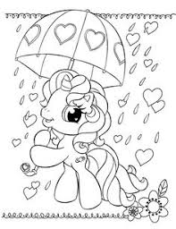 Small Picture My Little Pony coloring page MLP Cheerilee Coloring pages