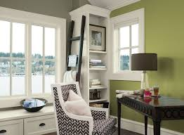Image Contemporary Benjamin Moore Paint Colors Green Home Office Ideas Energized Home Office Paint Color Schemes Pinterest Interior Paint Ideas And Inspiration Love The Style Home Office
