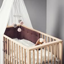 Linea Bedroom Furniture Linea Baby Cot In Solid Oak Cots Cot Beds Cuckooland