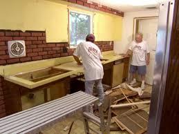 diy kitchen furniture. Remove Old Kitchen Cabinets Diy Furniture