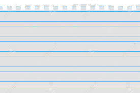 Double Lined Paper Paper With Double Lines Broken Up Royalty Free Cliparts Vectors 9