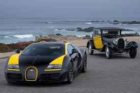 Power is increased to 1,145hp, torque t. Bugatti Veyron 1 Of 1 Celebrates Company S History