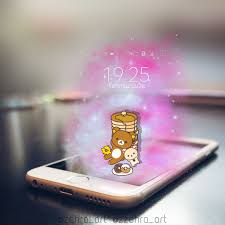 Freetoedit Rilakkuma Wallpaper Phone ...