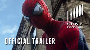 sony amazingspiderman2 officialtrailer