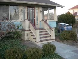 image of outdoor handrails for porch steps bistrodre porch and landscape