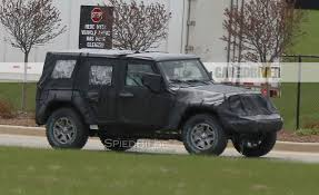 2018 jeep sahara.  jeep 2018 jeep wrangler spy photo with jeep sahara