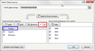 Change Order Of Chart Data Series In Powerpoint 2013 For Windows