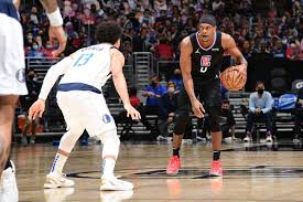 Los angeles clippers vs dallas mavericks live stream reddit full game, tv channel check out for reddit to watch clippers vs mavericks live. Clippers Need Rajon Rondo In Game 3 Starting Lineup Vs Mavericks The Athletic