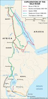 Bruce  James  Nile River exploration    Kids Encyclopedia     Kids Britannica