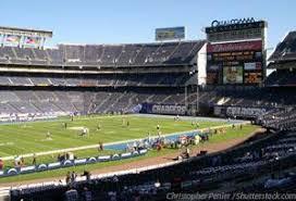 Qualcomm Stadium San Diego State Aztecs Seating Chart Football Tickets San Diego State La Chargers Sandiego Com