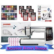 Janome Horizon Memory Craft 12000 Embroidery Quilting and Sewing ... & Janome Horizon Memory Craft 12000 Embroidery Quilting and Sewing Machine  with Bundle Adamdwight.com