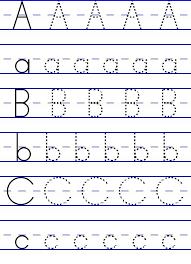 Image result for number vs letter worksheets for preschool | school ...