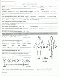 Physical Assessment Form Printable Head To Toe Assessment Form Fine Physical Assessment Form 19