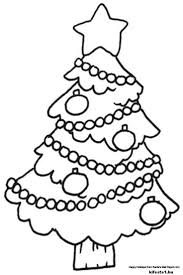 New Post Cute Christmas Tree Coloring