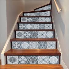 vinyl plank flooring on stairs unique diy steps sticker removable stair sticker home decor ceramic tiles